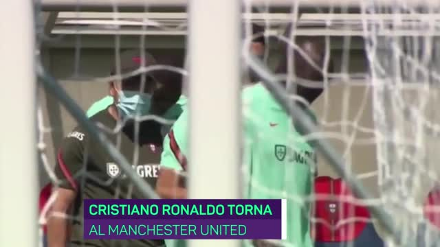 Cristiano Ronaldo, il ritorno del figliol prodigo
