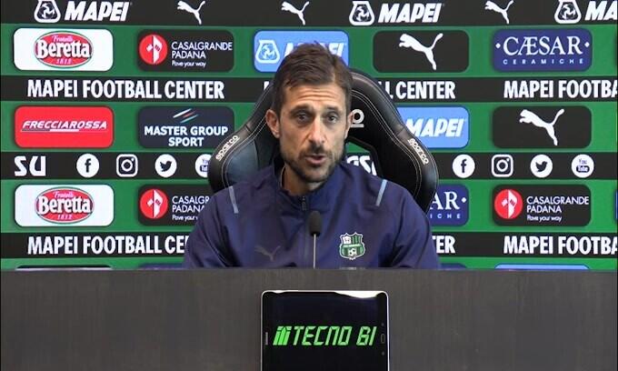 """Dionisi: """"Berardi non convocato con la Sampdoria"""""""