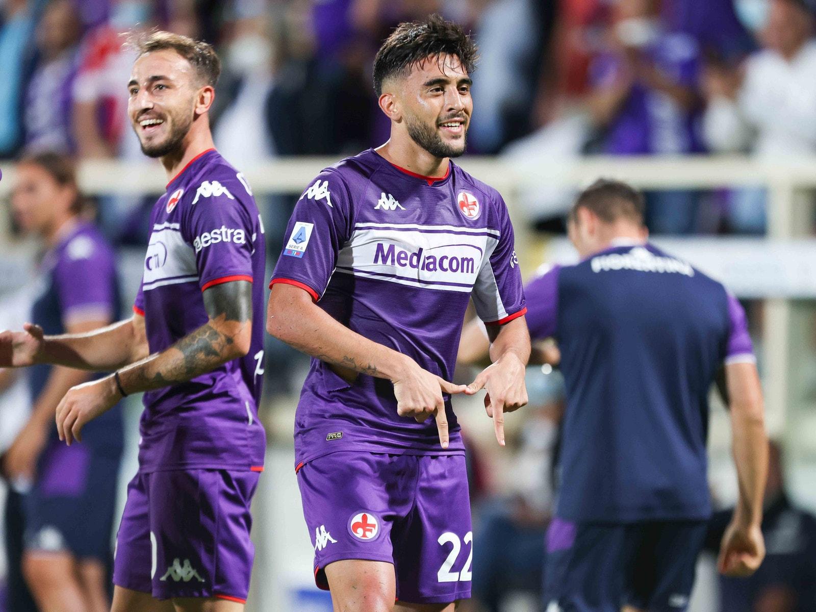 Fiorentina, tutti pazzi per Nico Gonzalez