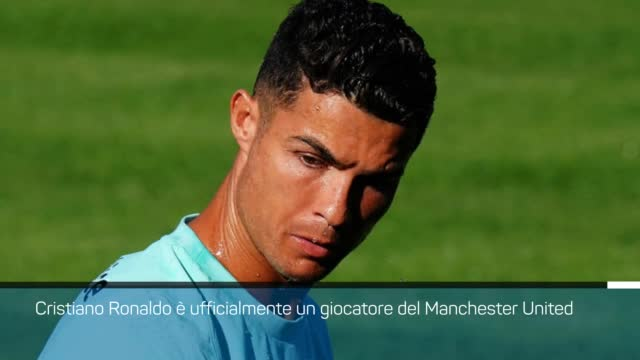Ufficiale: Ronaldo al Man United