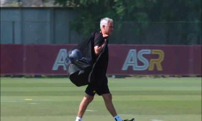 Mourinho, il bel gesto nei confronti di Castori