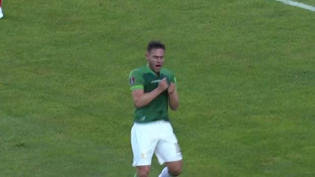 "Bolivia-Colombia, Saucedo ""fulmina"" Ospina"