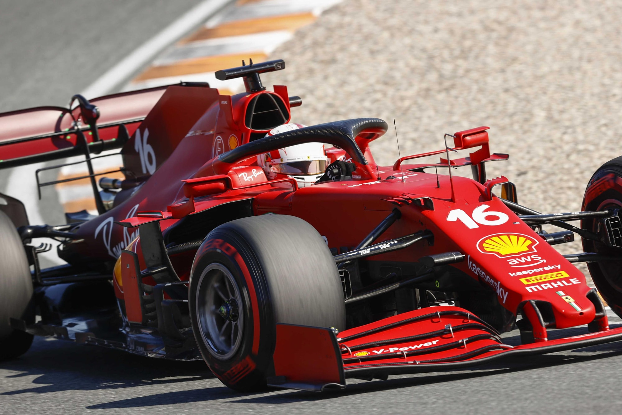 """171631544 3d50bdec 212f 4e61 ad81 adfc6767c645 - F1, Leclerc: """"Voglio vincere un titolo con la Ferrari"""""""