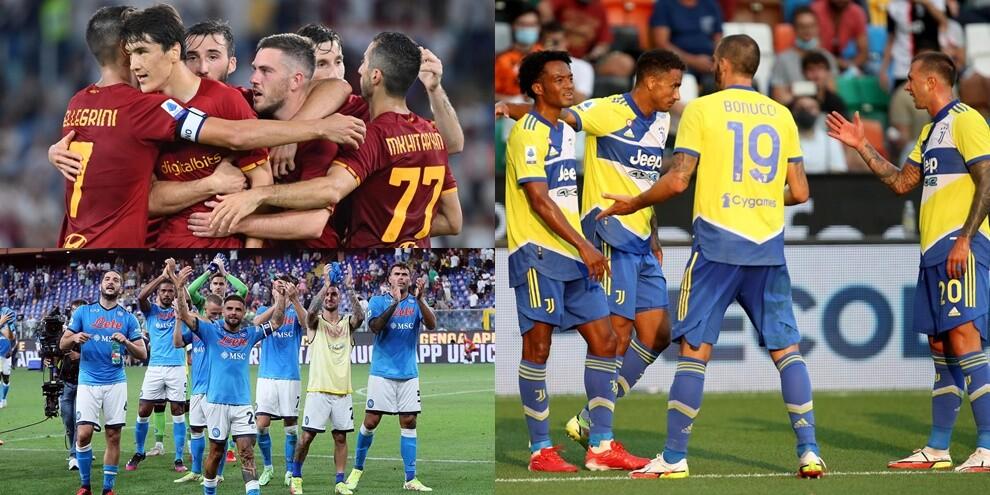 """""""Serie A, le squadre più costose: Roma e Napoli insidiano la Juve"""""""