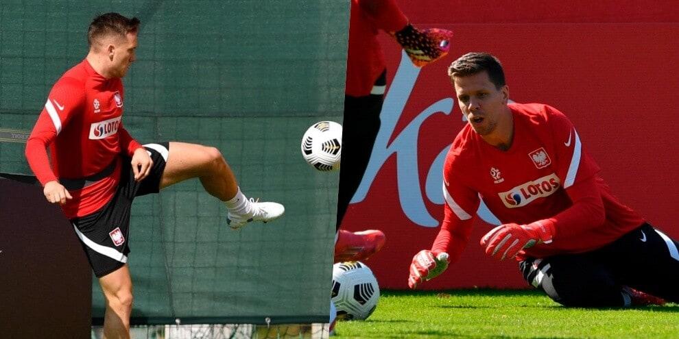 È Napoli-Juve anche nella Polonia: Zielinski sfida Szczesny