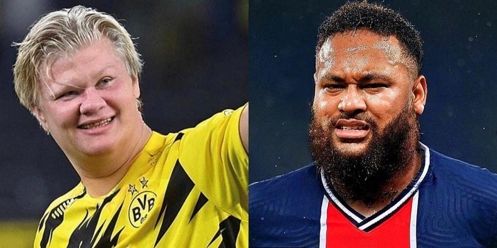 """Da Haaland a Neymar, da Ibra a Ronaldo: il """"peso ingombrante"""" dei campioni"""