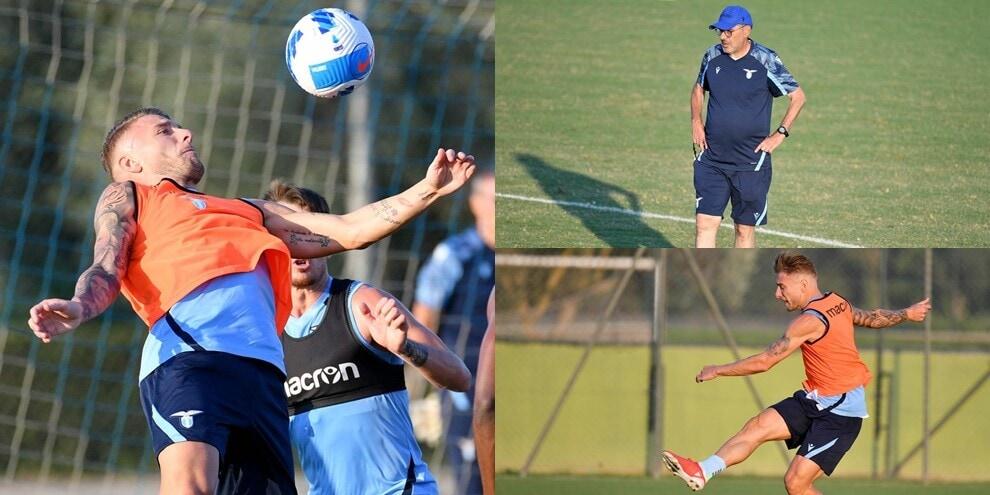 Lazio, Sarri punta il Milan: Immobile ritrova il feeling con il gol