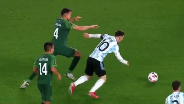 Fa tutto Messi, tripletta e magie alla Bolivia