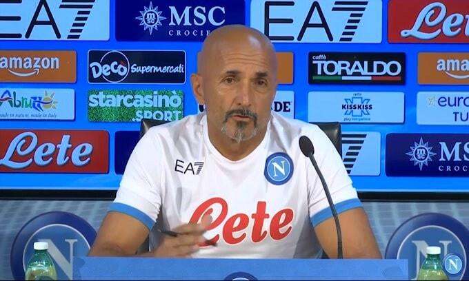"""Spalletti: """"La sfida con la Juve si sogna da bambini"""""""