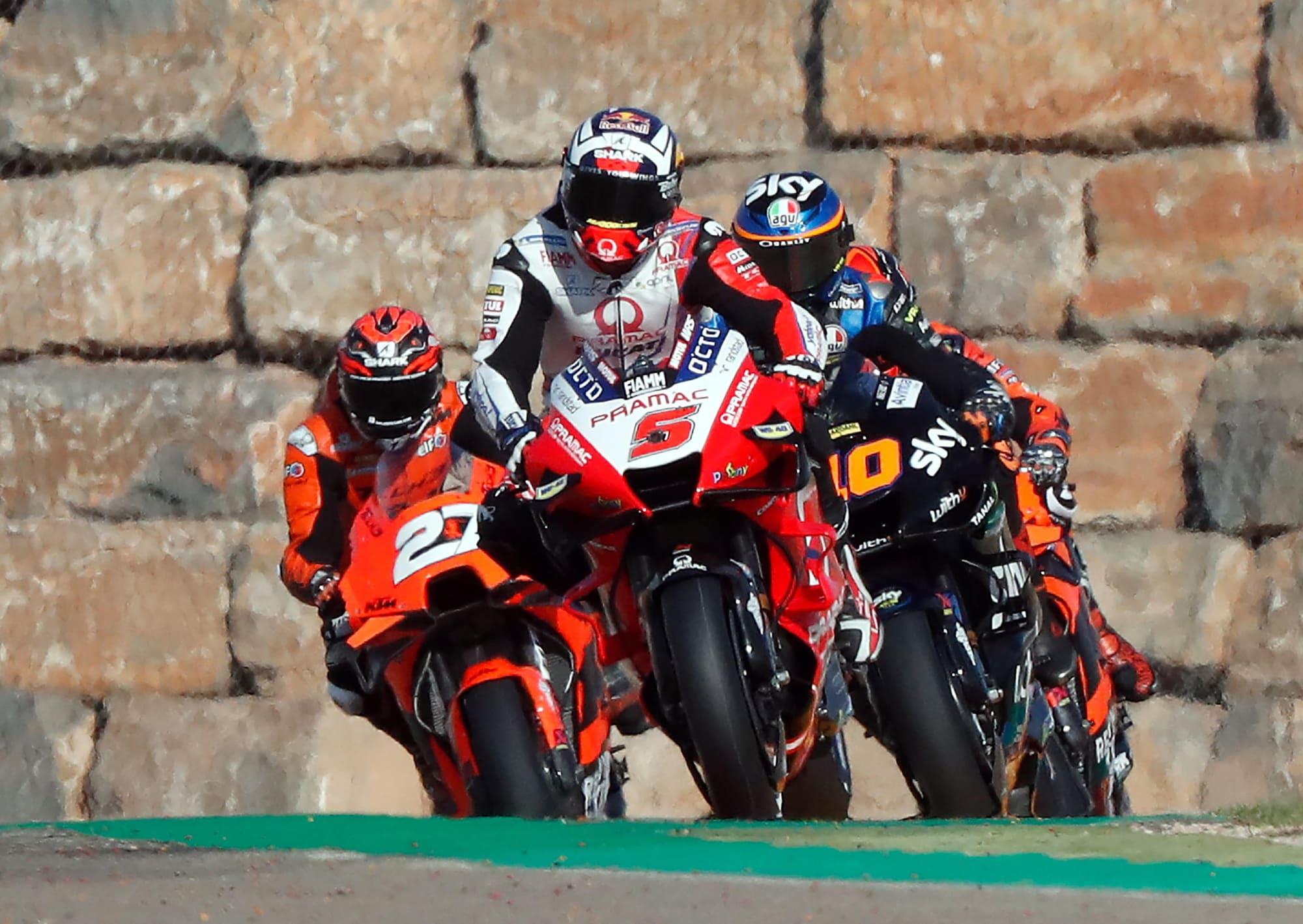 153123715 e63e2906 e7d2 435b 9a52 bfd5d46153e3 - MotoGP: cancellato il Gp d'Argentina, scende a 18 il numero delle tappe