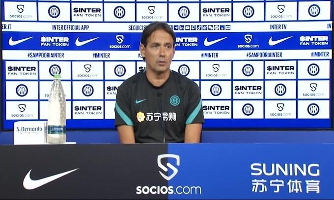 """Inzaghi: """"Dumfries diventerà molto importante"""""""