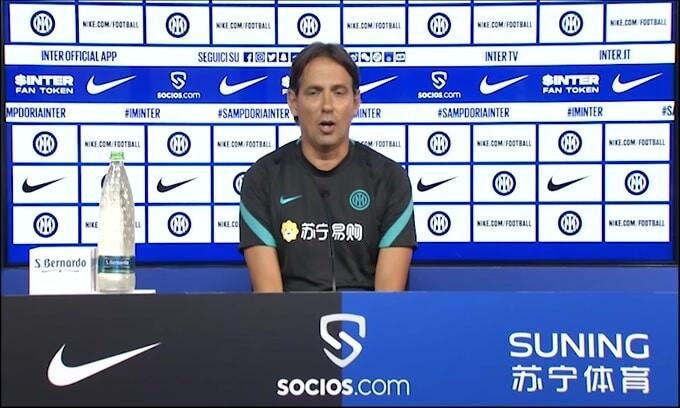 """Inzaghi: """"Non bisogna pensare al Real Madrid"""""""