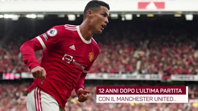 Il grande ritorno di Ronaldo a Old Trafford