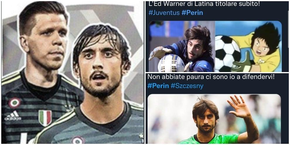 """Szczesny in panchina"". Tifosi Juve stufi, vogliono Perin titolare FOTO"