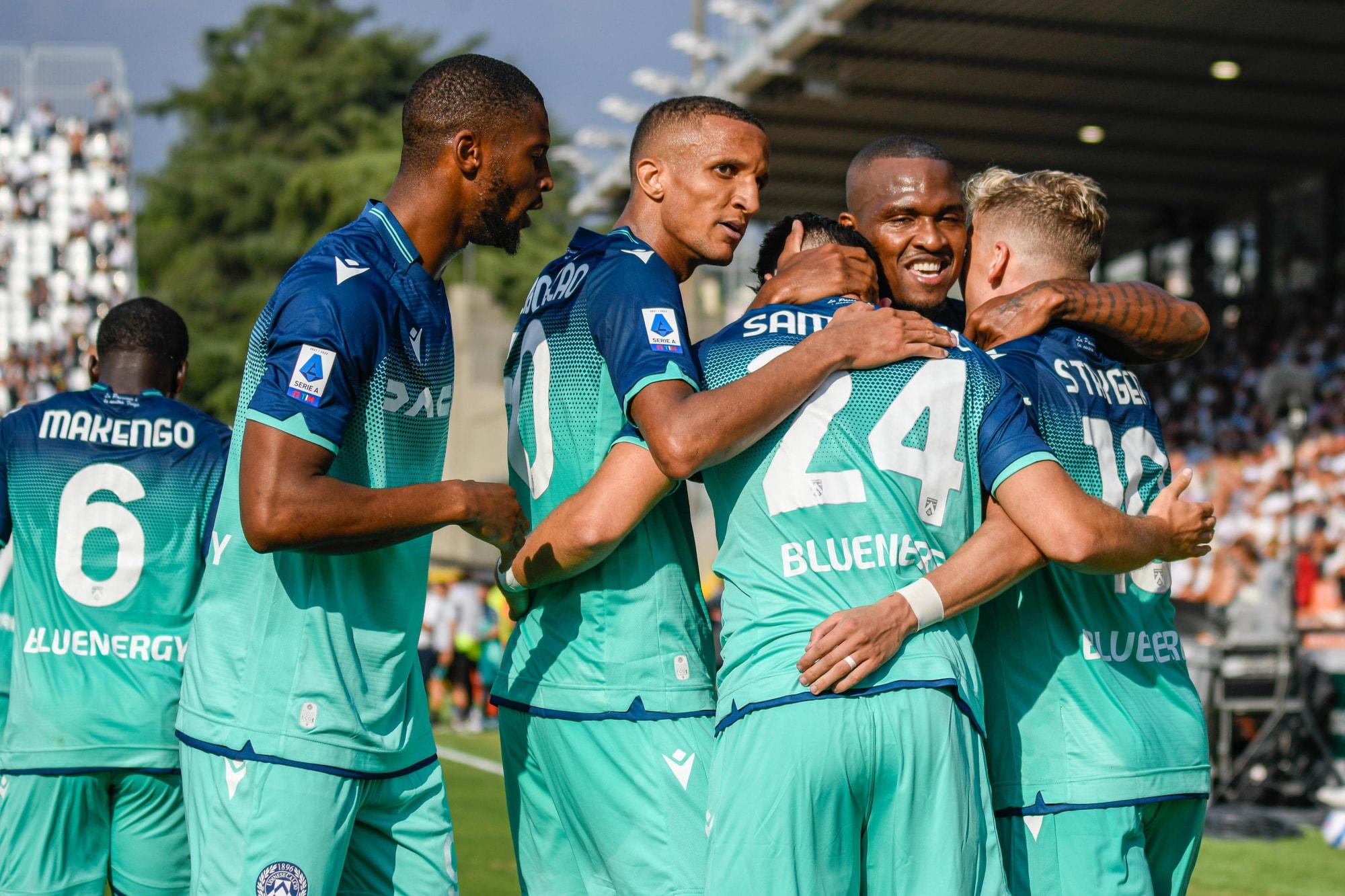 Grinta, Var e gol del debuttante Samardzic: Spezia ko con l'Udinese