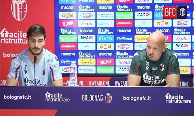 """Mihajlovic stuzzica Orsolini: """"Ti gonfio se non confermi.."""""""