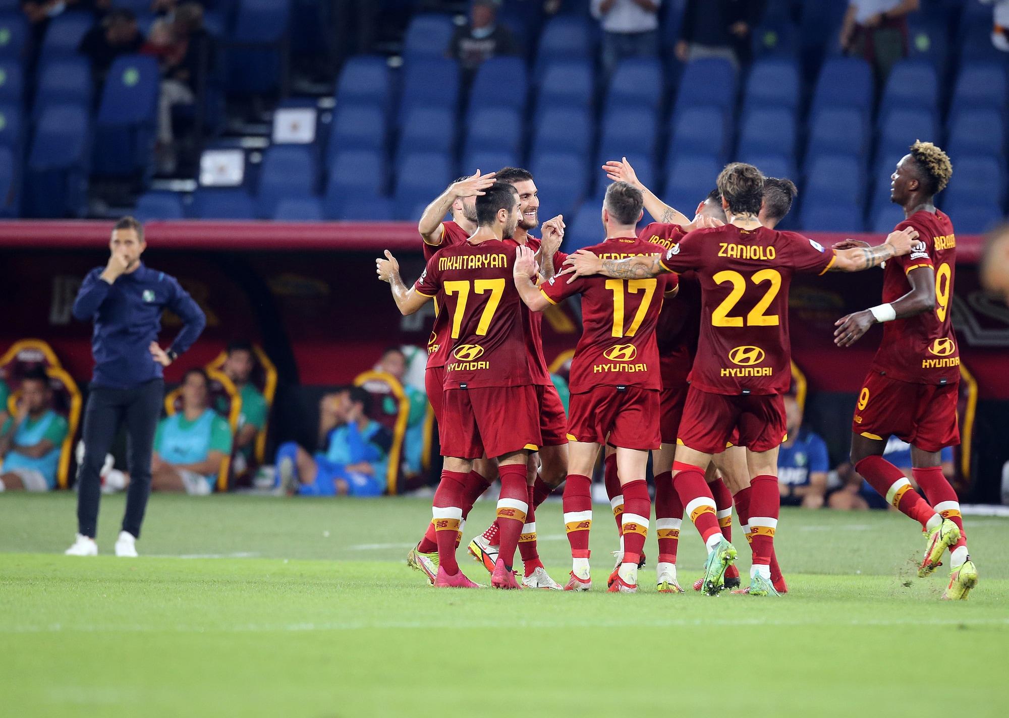 Pagelle Roma: migliori e peggiori della vittoria contro il Sassuolo