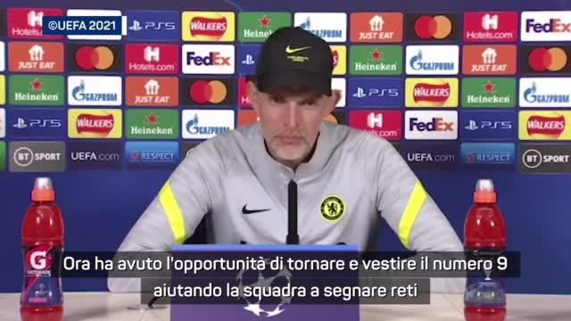 """Tuchel e Azpilicueta: """"Lukaku è un top"""""""