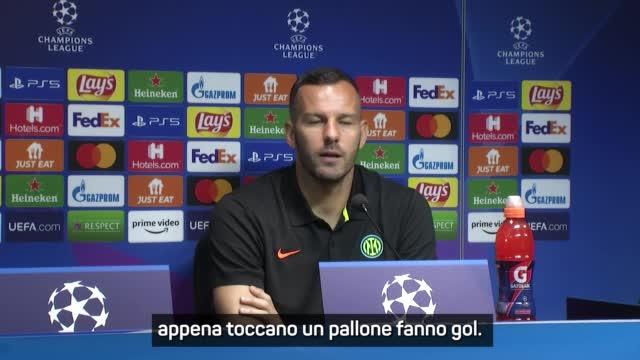 """Handanovic: """"L'attacco del Real? Lo conosciamo"""""""