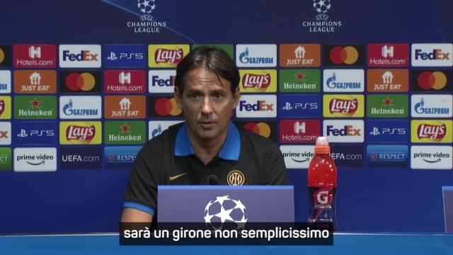 """Inzaghi alla prova Real: """"Con il coltello fra i denti"""""""