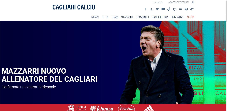 Ufficiale, Cagliari: Mazzarri è il nuovo allenatore