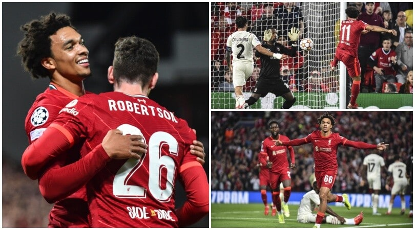 Al Milan non basta il cuore: Salah ed Henderson lanciano il Liverpool