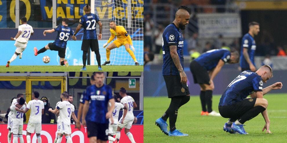 Rodrygo beffa l'Inter di Inzaghi. Ancelotti sbanca San Siro