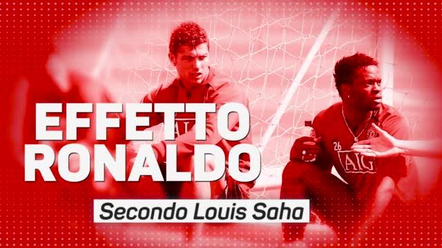 Effetto Ronaldo secondo Louis Saha