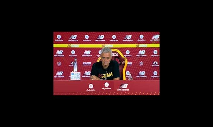 """Mourinho: """"Messaggio al futuro sindaco? Faccio l'allenatore"""""""