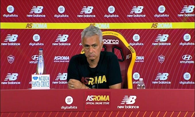 "Mourinho: ""Nessun problema con Villar"""