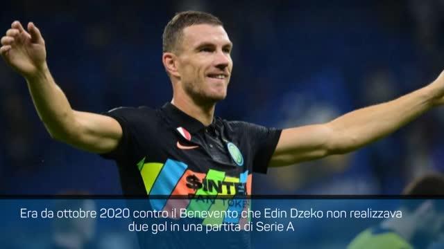 Inter-Bologna 6-1, i numeri del match