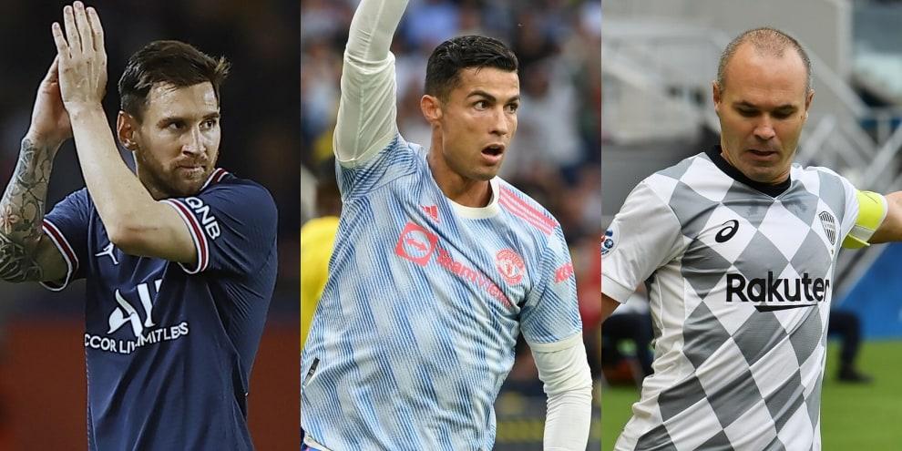 I calciatori più pagati al mondo: la top 10