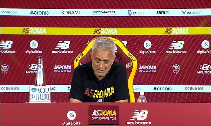 """Mourinho: """"Qui si passa in un attimo da euforia a depressione"""""""