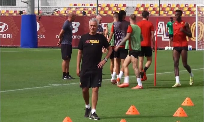 Roma, Mourinho pensa a come sostituire Pellegrini