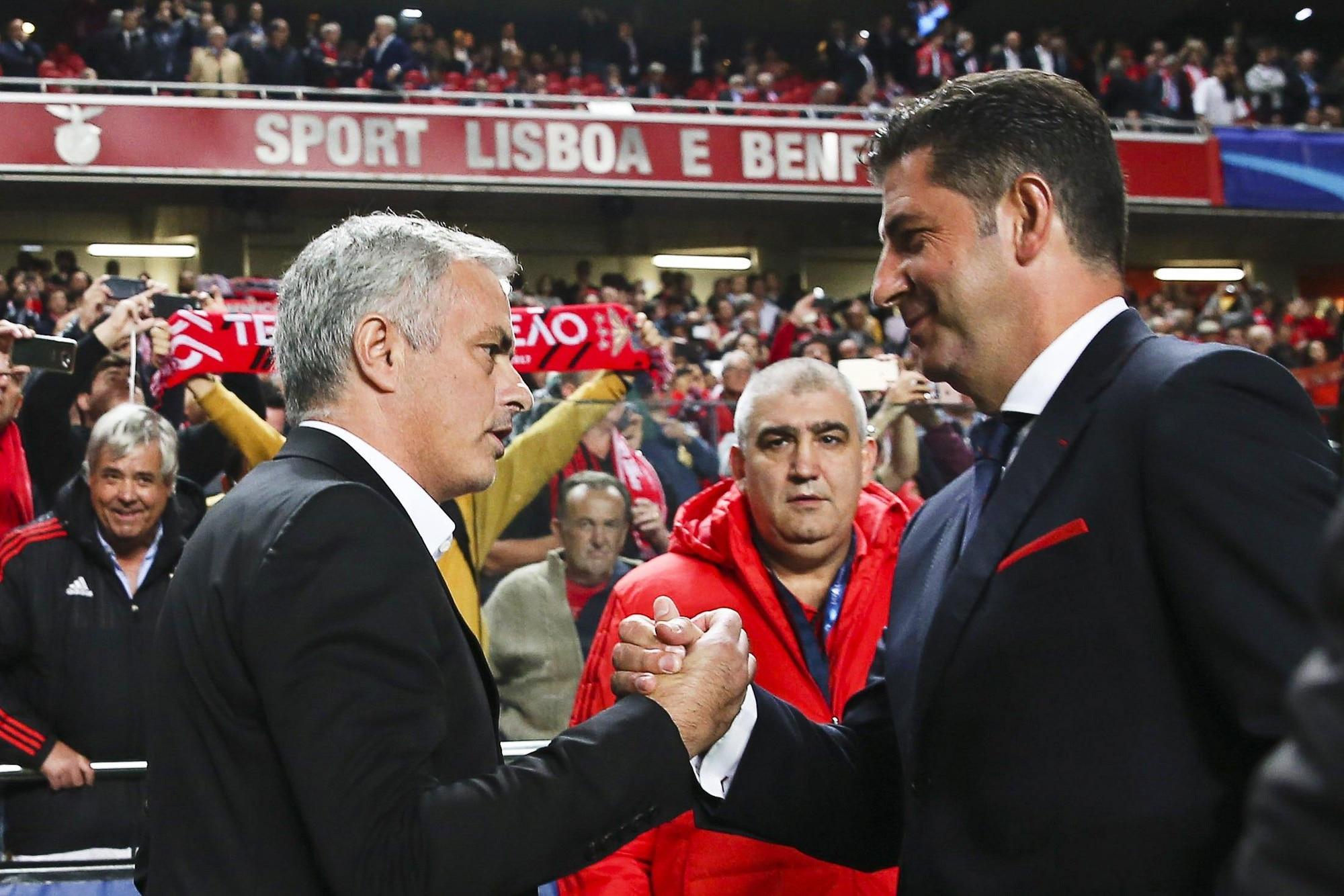 Dal Benfica al Tottenham: ecco tutti i risultati dei derby vissuti da Mourinho