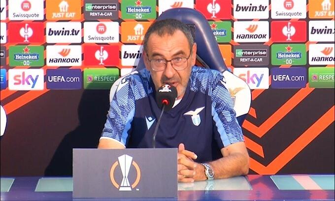 """Sarri torna sul derby: """"Rigore visto solo dall'arbitro"""""""