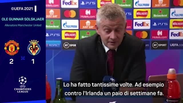 "Solskjaer e il gol di Ronaldo last minute: ""È sempre in partita"""