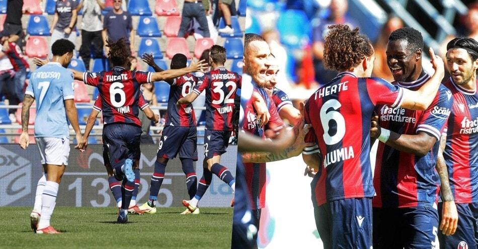 Lazio ko a Bologna: Mihajlovic fa festa contro Sarri