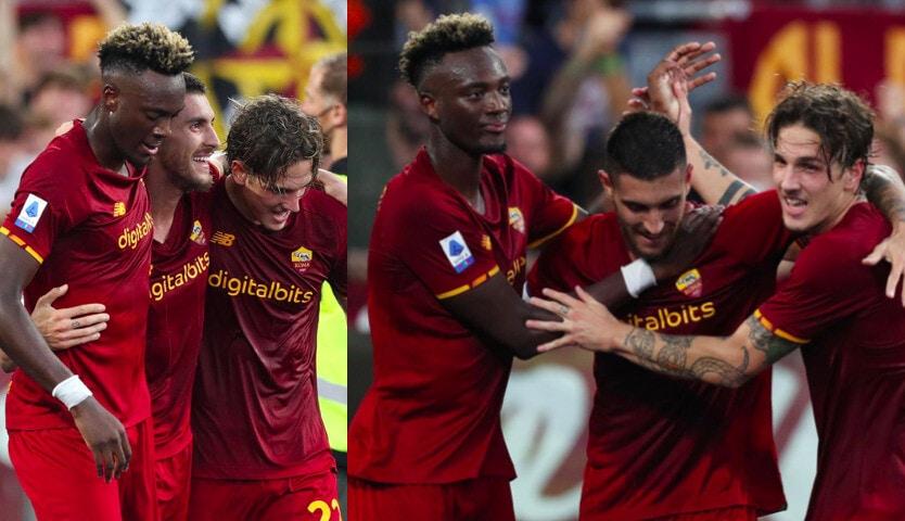 Pellegrini, gol per festeggiare il rinnovo: la Roma batte l'Empoli