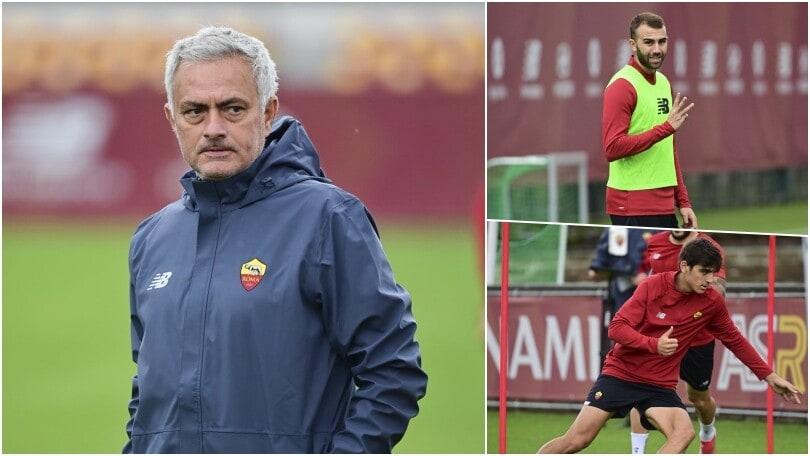 Roma, Borja Mayoral e Villar scalpitano per convincere Mourinho