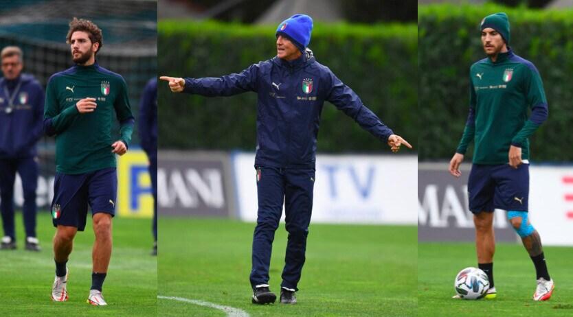 Italia al lavoro dopo il ko con la Spagna: le indicazioni di Mancini