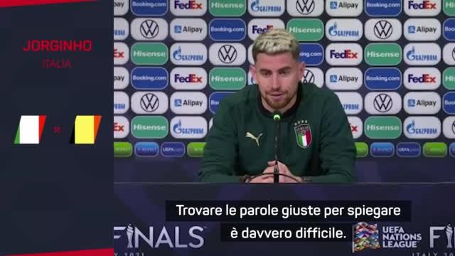 """Jorginho e il sogno Pallone d'Oro: """"Sarebbe incredibile"""""""