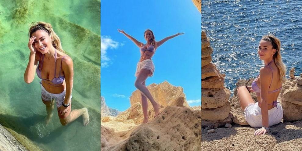 Diletta Leotta a Ibiza, estate infinita FOTO