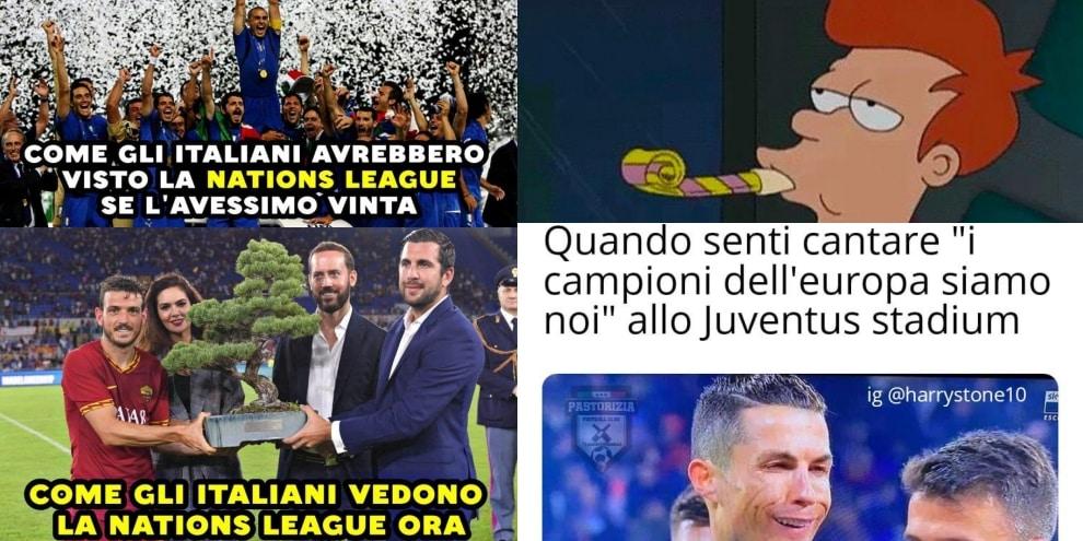 L'Italia batte il Belgio e i social si scatenano per il terzo posto in Nations League