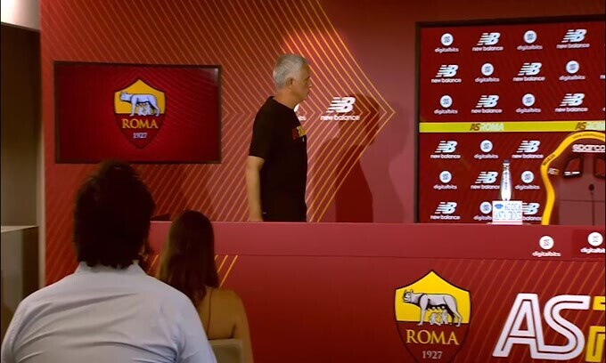 Juve-Roma, i precedenti sorridono a Mourinho