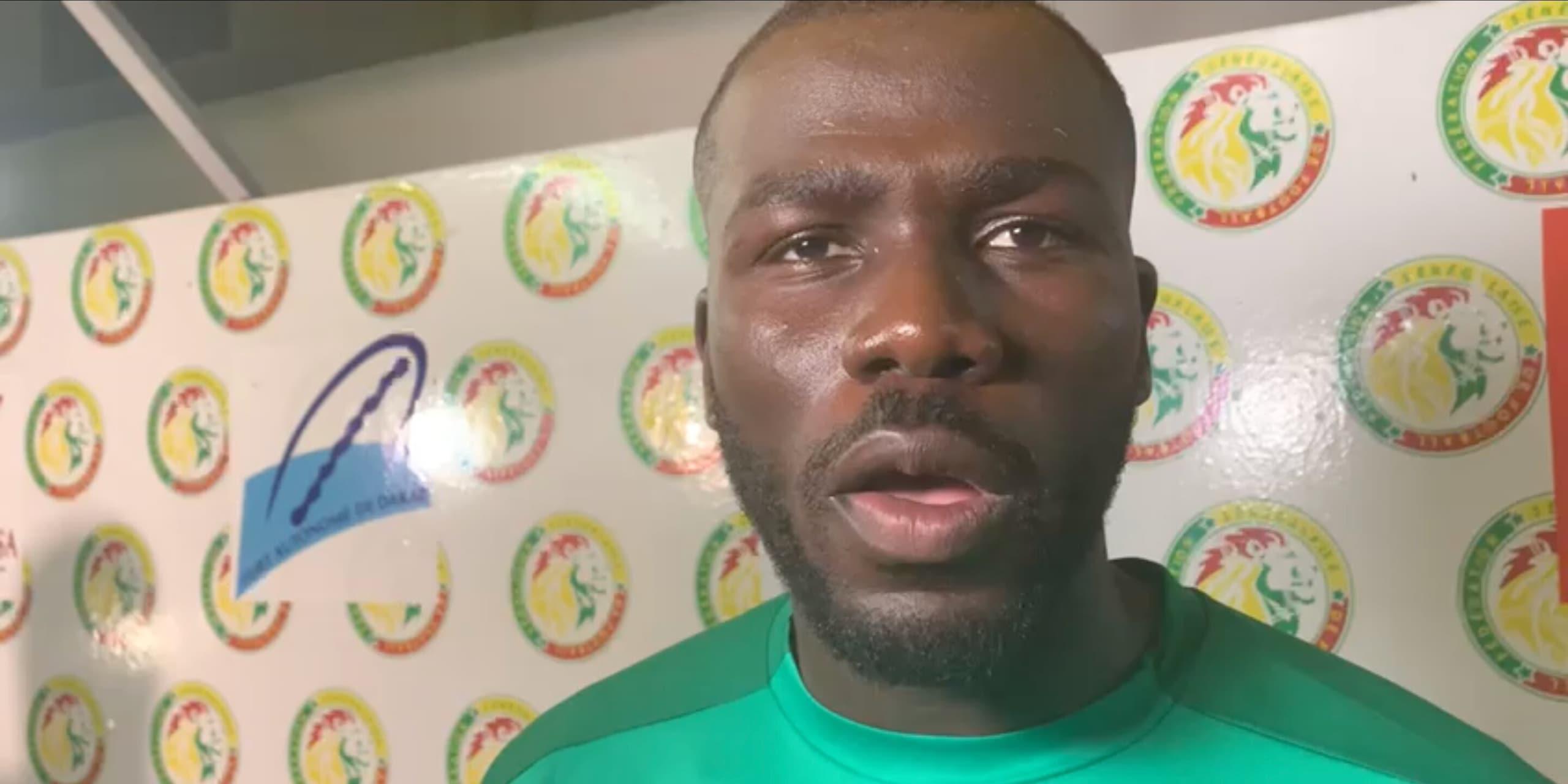 """Koulibaly appoggia la Fifa: """"Mondiale ogni due anni un bene per l'Africa"""""""