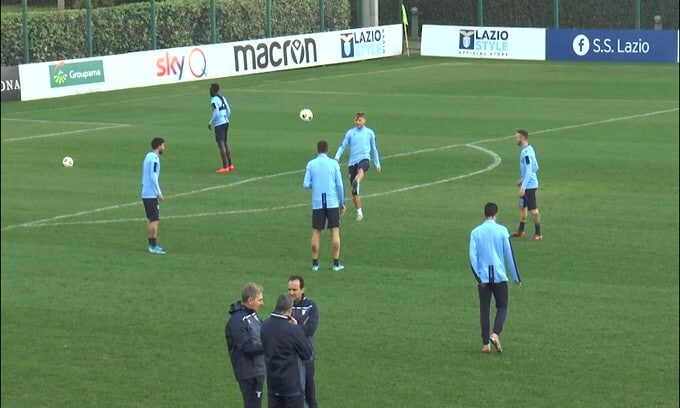 Lazio, Immobile punta l'Inter