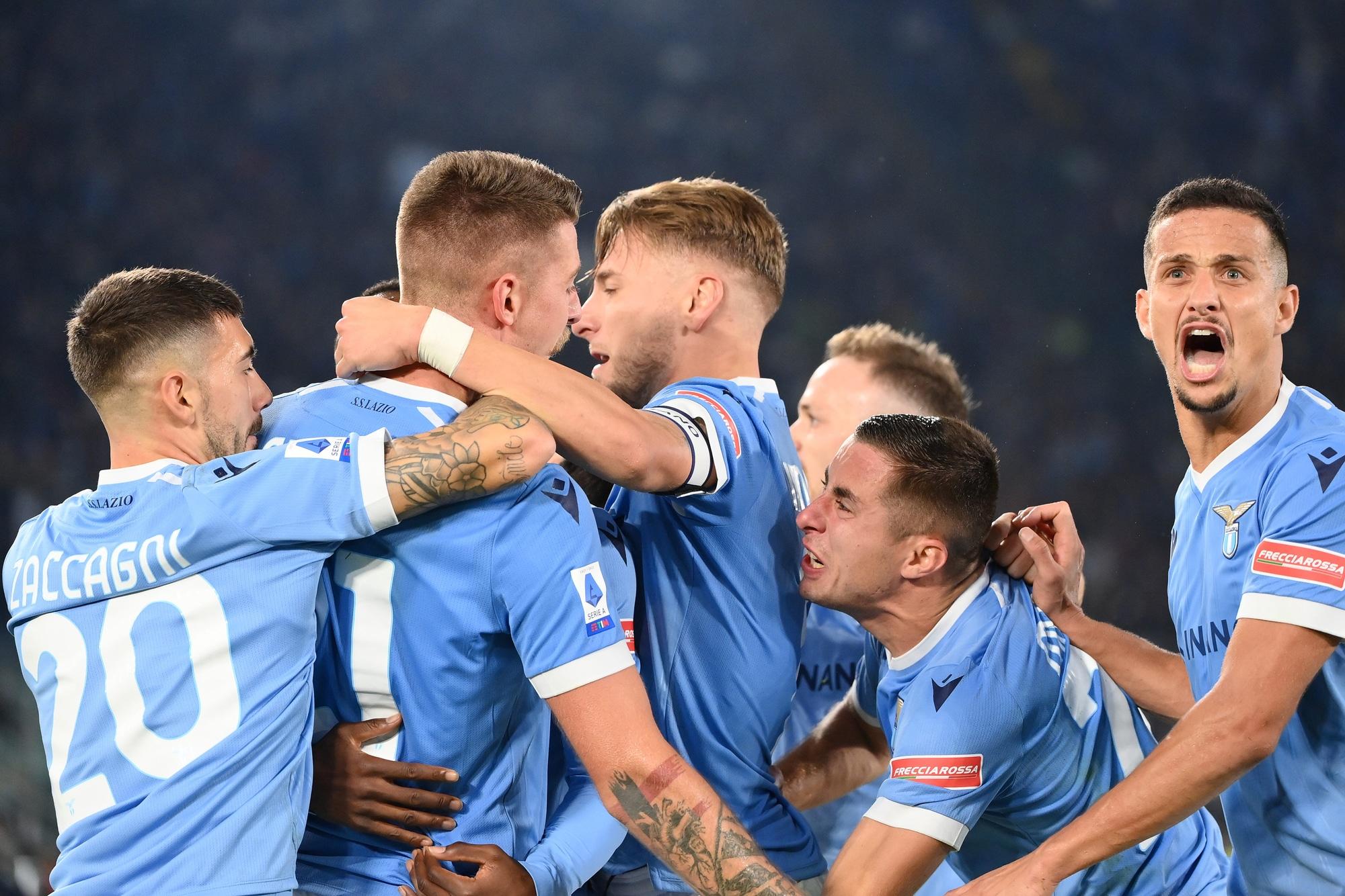 Lazio, Sarri puts Marseille in his sights: Luis Alberto absent