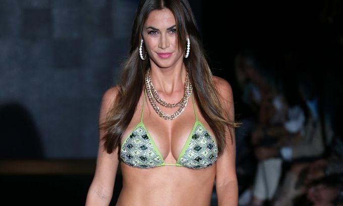 Le foto della fidanzata di Boateng, protagonista sulla passerella della moda milanese