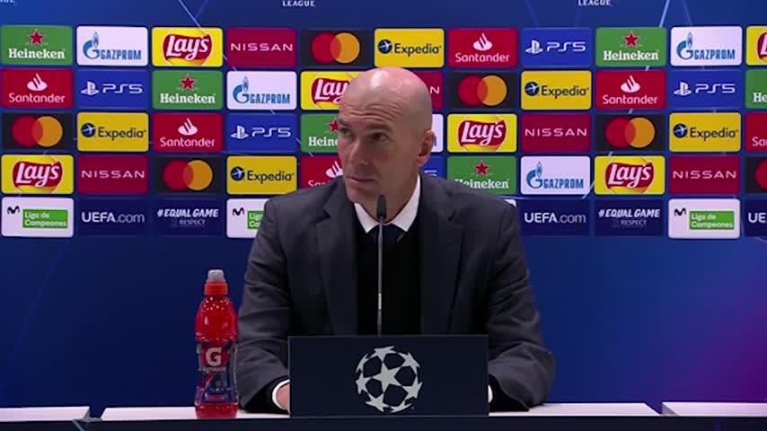 """Zidane e il suo futuro: """"Non sarò mai il Ferguson del Real"""""""
